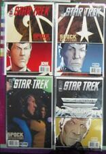 Star Trek: Spock-Reflections #1-4 Complete w/Variant for #3-IDW-NM-11 Comics