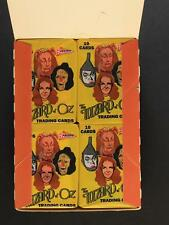 1990 THE WIZARD OF OZ PACIFIC BOX of 36 UNOPENED WAX PACKS