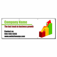 Advertisement Custom Company Message Phone Vinyl Banner Sign With Grommets