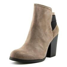 Kenneth Cole Reaction Might Make It   Round Toe Suede  Bootie NWOB