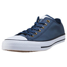 Converse Ct All Star Ox Ortholite Twill Mens Blue Walking Trainers New Style