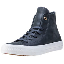 Converse Chuck Taylor All Star Ii Hi Womens Trainers Dark Grey New Shoes