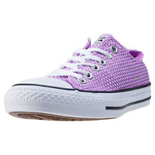 Converse Chuck Taylor All Star Ox Womens Trainers Fucshia New Shoes