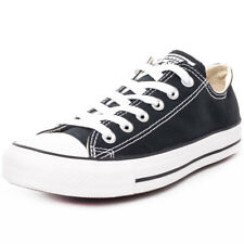 Converse Chuck Taylor Allstar Ox Unisex Trainers Black White New Shoes