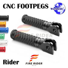 FRW CNC 6Color Front Footpegs For Triumph Speed Triple 955i 99-04 99 00 01 02 03