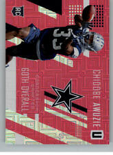 2017 Panini Unparalleled Pink Parallel Football Cards 251-300 Pick From List