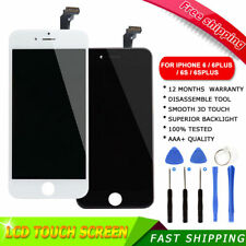 Front LCD Display Touch Screen Digitizer Assembly For iPhone 5 5c 5s 6 6s Tools