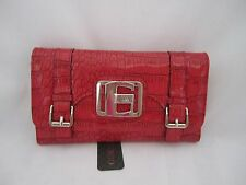 Guess Grosseto SLG Cherry Checkbook Wallet Style FF430238