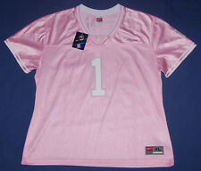 PURDUE BOILERMAKERS WOMENS NIKE REPLICA FOOTBALL JERSEY PINK - NCAA