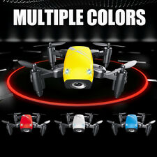 Helicopter Radio Remote Control Aircraft Foldable RC Quadcopter Pocket Drone US