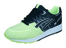 Asics Gel Lyte Speed Mens Running Trainers / Retro Shoes - Black and Yellow