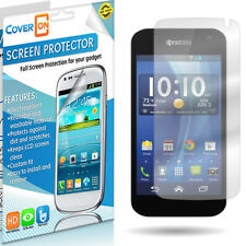 Clear Anti-Glare LCD Screen Protector Cover for Kyocera Hydro Icon / Hydro Life