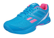 Babolat Pulsion BPM Clay Padel Womens Tennis Sneakers - Blue