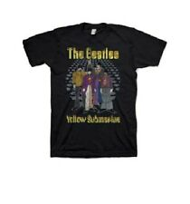 Beatles Yellow Submarine Groovy Dot Music Rock Adult Mens T Tee Shirt 20611756