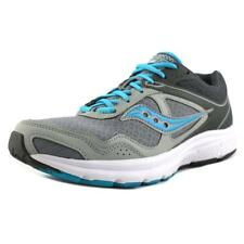 Saucony Grid Cohesion 10 Women  Round Toe Synthetic Gray Running Shoe