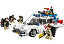 LEGO Ideas 21108 Ghostbusters Ecto-1 Brand New Sealed RETIRED Fast Shipping NIB