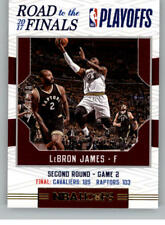 2017-18 Panini Hoops Road to the Finals Basketball Cards Pick From List