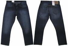 Genuine LEVIS 514 Original Mens Slim Straight Fit Denim Jeans Blue