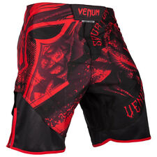 Venum Gladiator 3.0 Dry Tech Lightweight MMA Fight Shorts - Black/Red