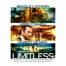Limitless (DVD, 2011) Unrated Extended Cut Widescreen  Bradley Cooper