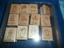 Stampin' Up Rubber Stamp Sets - You Pick the Set!  Scrapbooking Cards