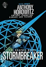 Stormbreaker: The Graphic Novel (Alex Rider) by Johnston, Antony Book The Fast