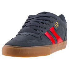 Globe Encore 2 Mens Trainers Charcoal Red New Shoes