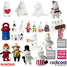 Aurora MOOMIN THE MOOMINS PLUSH Cuddly Soft Toy Teddy Kids Gift Brand New