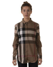 Burberry Shirt % Woman Brown 3976504-