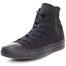 Converse Chuck Taylor All Star Unisex Trainers Black Black New Shoes