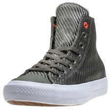 Converse Chuck Taylor All Star Ii Hi Mens Trainers Olive New Shoes