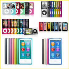NEW! Apple iPod Nano 1st, 2nd, 3rd, 4th, 5th, 6th, 7th, 8th Generation/8GB, 16GB