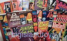 Marvel Comics The Punisher War Journal War Zone Armory Copper Age [Choice]