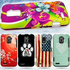 Hard Slim Snap On Protective  Shield Phone Cover Case for ZTE Warp LTE N9510