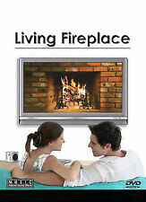 Living Fireplace DVD