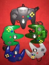 Official Nintendo 64 Controller w/ New Gamecube Style Joystick - Free Shipping