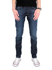 Jack & Jones Men's Jeans Pants Jeans Pants Slim Fit Glenn JJ 022 Blue Denim