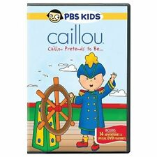 Caillou: Caillou Pretends to be DVD