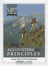 Accounting Principles 10th Edition Volume 1 for Paradise Valley Community Colleg