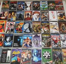 PSP Playstation lot Games and UMD Movies  all complete and original