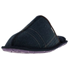 Ted Baker Youngi 2 Mens Green Navy Textile Slippers