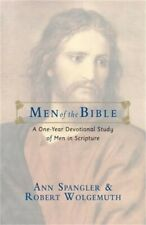 Men of the Bible: A One-Year Devotional Study of Men in Scripture (Paperback or