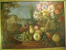 1924 ANNE & DILLWYN PARRISH Surreal Still Life PHILADELPHIA  DELAWARE Listed