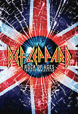 Def Leppard - Rock of Ages: The DVD Collection (DVD, 2005)