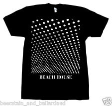 Beach House GLOW IN THE DARK Bloom T-shirt BRAND NEW sub pop Excellent Quality!