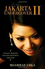 Jakarta Undercover by Moammar Emka Paperback Book The Fast Free Shipping