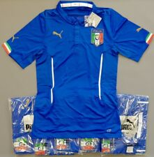 Bulk Deal of 6 Player issue Italy home jerseys in size XXL adults (new in bag)