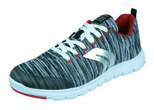 Geox J Xunday B L Boys Trainers / Woven Textile Shoes Gray - Worldwide Shipping