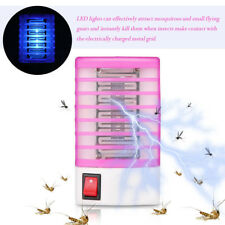 Nice Socket Electric Mosquito Fly Bug Insect Trap Killer Zapper Night Lamp Light