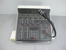Motorola Dispatcher Dispatch Console with Shure VR300 Microphone